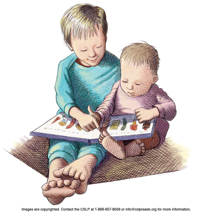 EL Kids Reading