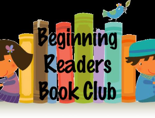 Beginning Readers Book Club