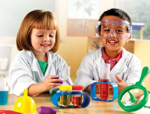 Preschool Science Saturday: Build a Better World