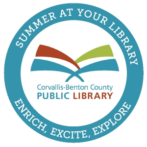 Summer at Your Library Badge