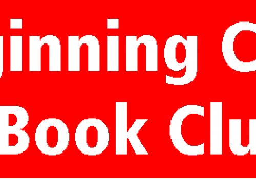 Beginning Chapters Book Club