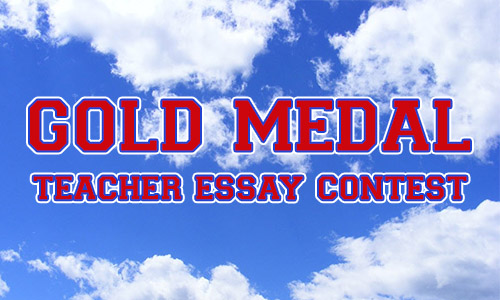 gold essay contest Put your heart in your hand the 2012 arnold p gold foundation humanism in medicine essay contest in 1,000 words or less, reflect on the following.