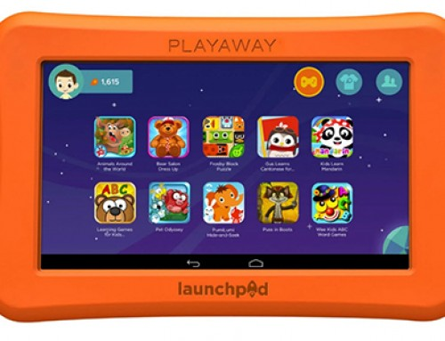 Playaway Launchpads