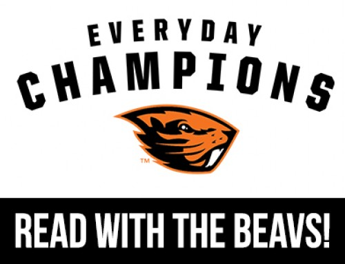 Read with the Beavs!