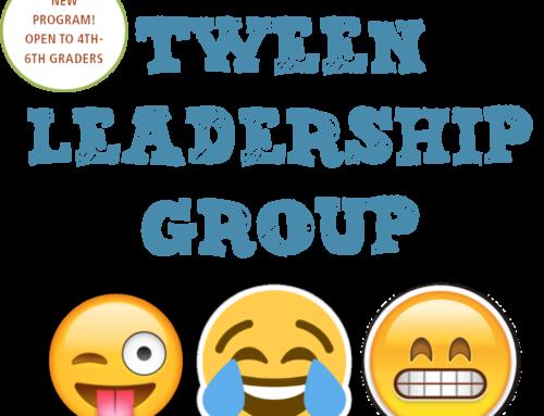Tween Leadership Group