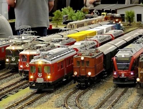 15th Annual Model Train Show
