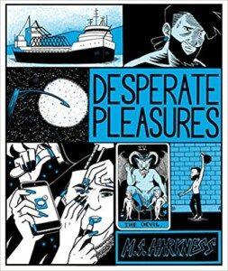 Desperate Pleasures Book Cover