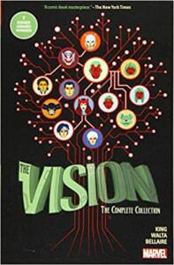 Vision Complete Collection Book Cover