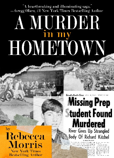 A Murder in My Hometown book cover