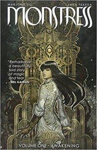 Monstress, volume 1: Awakening book cover