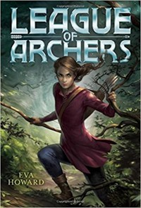 League of Archers book cover