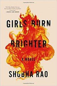 Girls Burn Brighter book cover