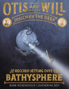 Otis and Will Discover the Deep book cover