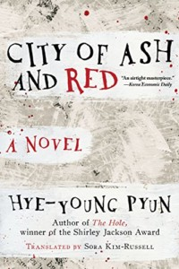 City of Ash and Red book cover