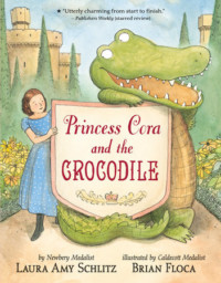 Cover of Princess Cora and the Crocodile