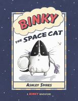 Binky the Space Cat book cover