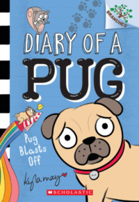 Cover of Diary of a Pug by Kyla May