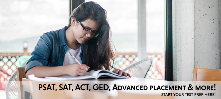 Learning Express Test Prep for PSAT, SAT, ACT, GED, Advanced Placement & more