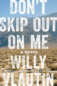 Don't skip out on me book cover