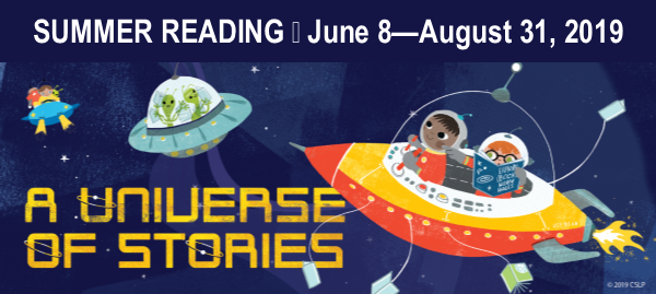 Rocket Ship in Space: A Universe of Stories