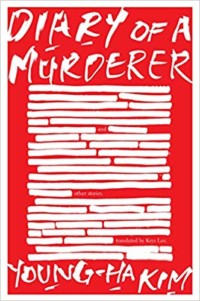 Diary of a murderer and other stories book cover