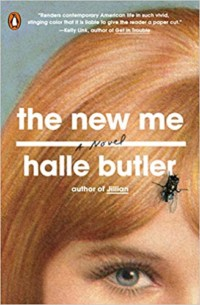 The New Me book cover