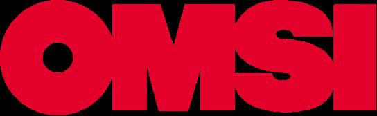 OMSI red logo
