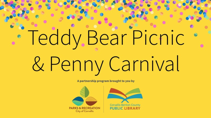 Teddy Bear Picnic and Penny Carnival