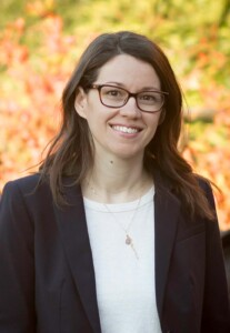 Library Director Ashlee Chavez